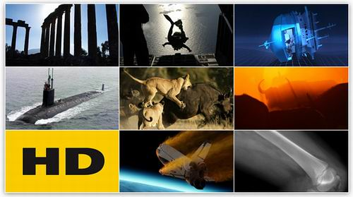 National Geographic HD promo