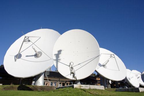 Telenor - uplinkové paraboly