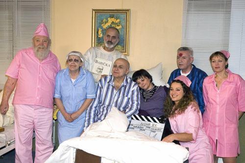 Noha 22 - nový seriál TV Barrandov