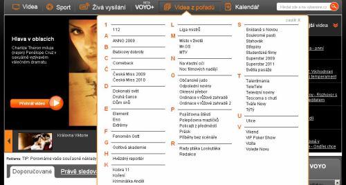 Nova - archiv pořadů na Voyo.cz