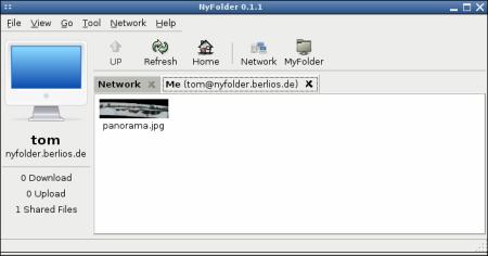 NyFolder