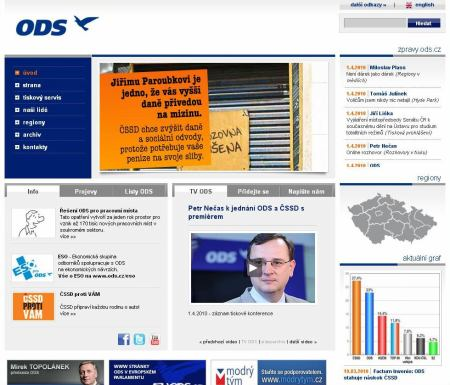 ODS - web
