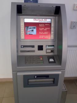 Bankomat Oberbank
