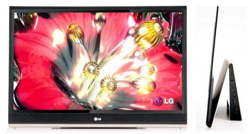 OLED - stolní televizor LG
