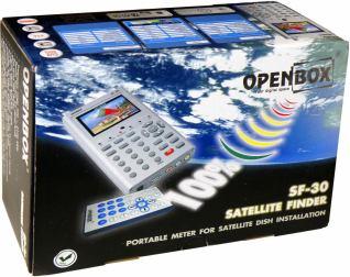 OpenBox SF-30 krabice