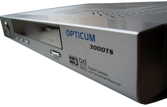 Opticum 3000TS panel