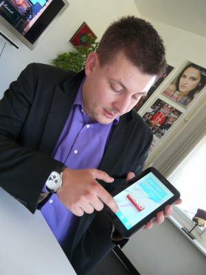 Óčko - aplikace pro chytré mobily a TV - 27