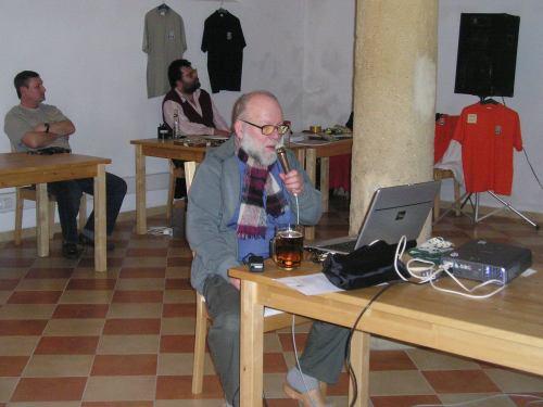 CSDXC - přednáška