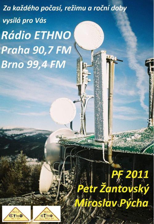 Rádio Ethno - PF 2011