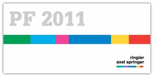 Ringier Axel Springer CZ - PF 2011
