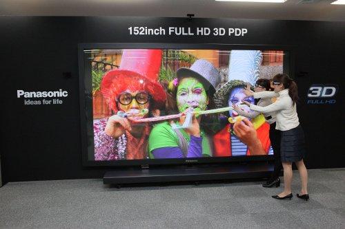 "Panasonic 152"" NeoPDP"