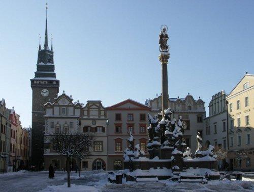 Pardubice - ilustrační