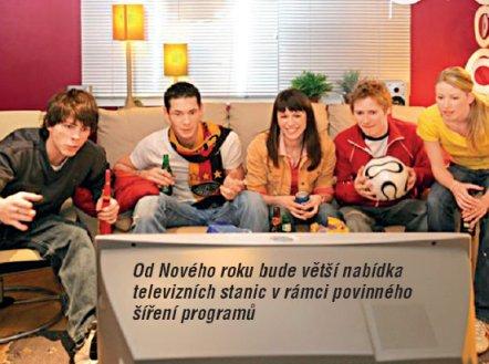 Partička u TV