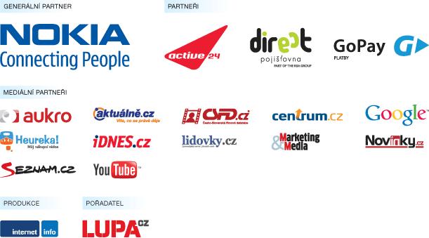 Loga partnerů KL 2011