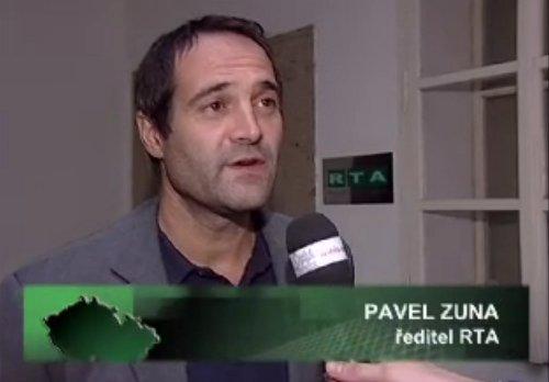 Pavel Zuna, ředitel TV - rozhovor pro Česká média