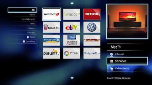 Philips - Net TV 1
