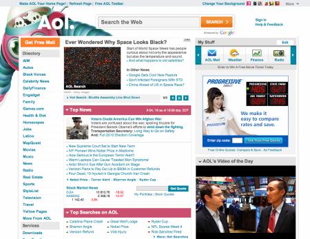 AOL 2010