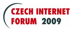 Logo CIF 2009
