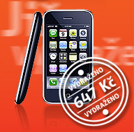Supervyhodne.cz - vydražený iPhone