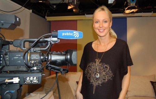 Zuzana Belohorcová - Public