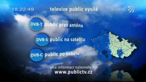 Public TV - konec?