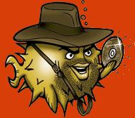 Maskot OpenBSD 3.8