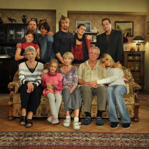 Rodinka - seriál Primy