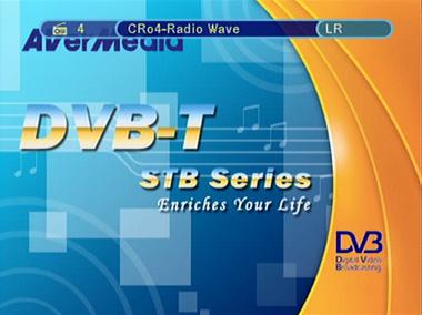 AVer Media STB7 radio