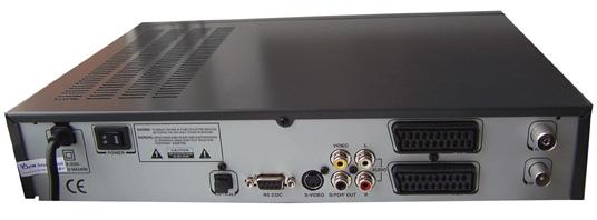 Radix 9000 PVR zezadu