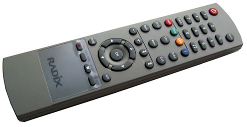 Radix 9900 TWIN ovladac