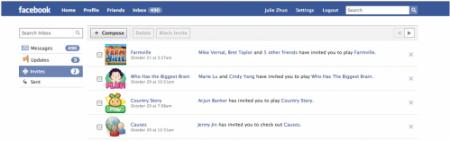 FB - oznamování událostí v novém