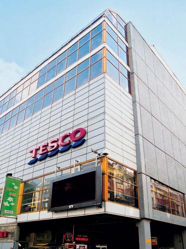 Prodejci set-top-boxů - Tesco