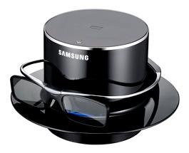 Samsung 2011 - CY-SWC1000A, bezdrátová dobíječka pro 3D brýle