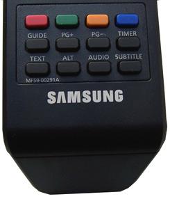 Samsung B460F DO tlacitka