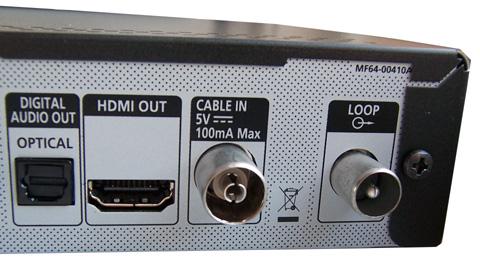 Samsung B460F konektory
