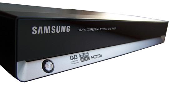 Samsung B460F panel