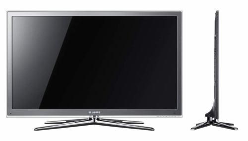 Samsung LED8000 přední panel