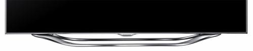 Samsung LED8000 - detail podstavce