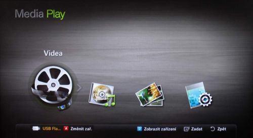 Samsung UE22C4000 multimedia