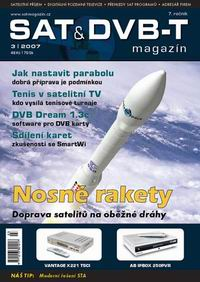 SAT DVB-T Magazín