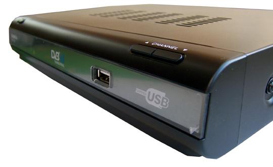 SiGMATek DVB-150 panel
