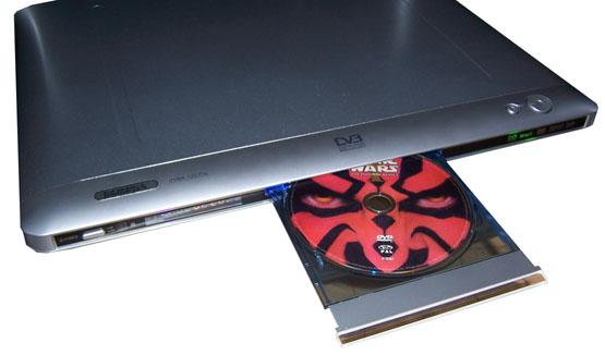 Sigmatek DVBX-120 DVD