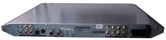 Sigmatek DVBX-120 zezadu