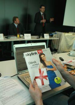 TK Skylink 21.4.2011 - magazín Skylink TV
