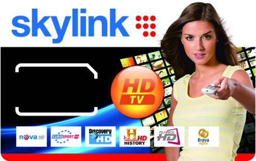 Skylink - reklama HDTV