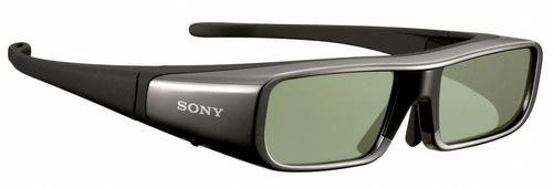 Sony KDL-40LX900 - 3D brýle