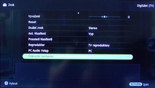 Sony EX600_BDV-E370 zvuk