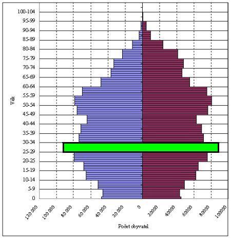 Demografický strom