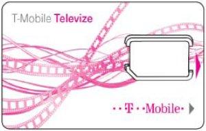 T-Mobile televize - karta