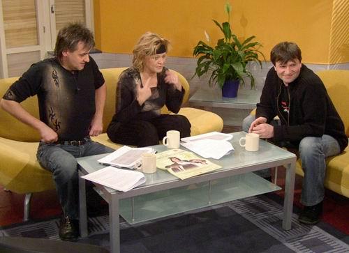 TOP TV Boura Majerová Hrušínský